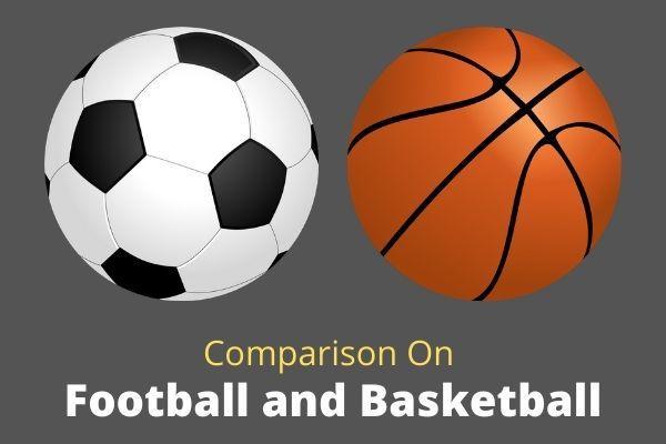 Comparison essay on football and basketball