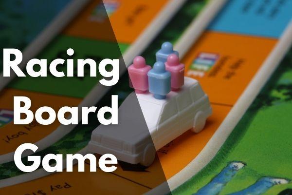 Racing Board Game
