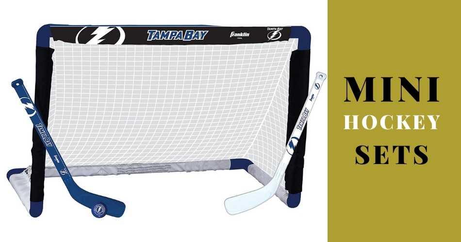 Best Mini Hockey Sets Reviews