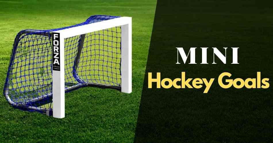 Best Mini Hockey Goals Reviews
