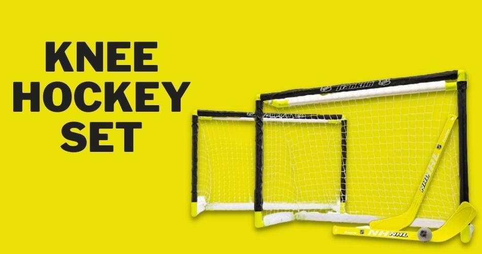 Best Knee Hockey Set