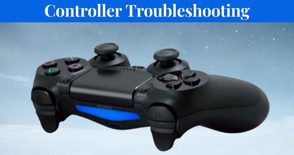 Controller Troubleshooting